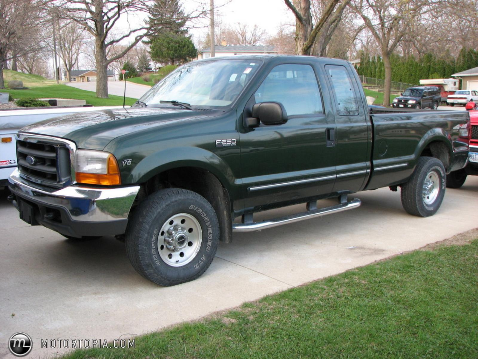 1999 ford f 250 super duty 12