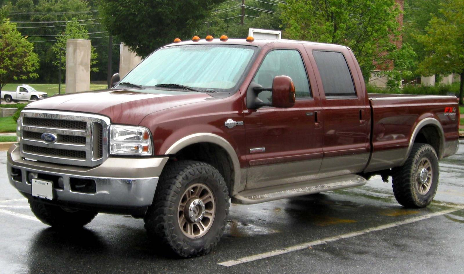 1999 Ford F-350 Super Duty - Information And Photos