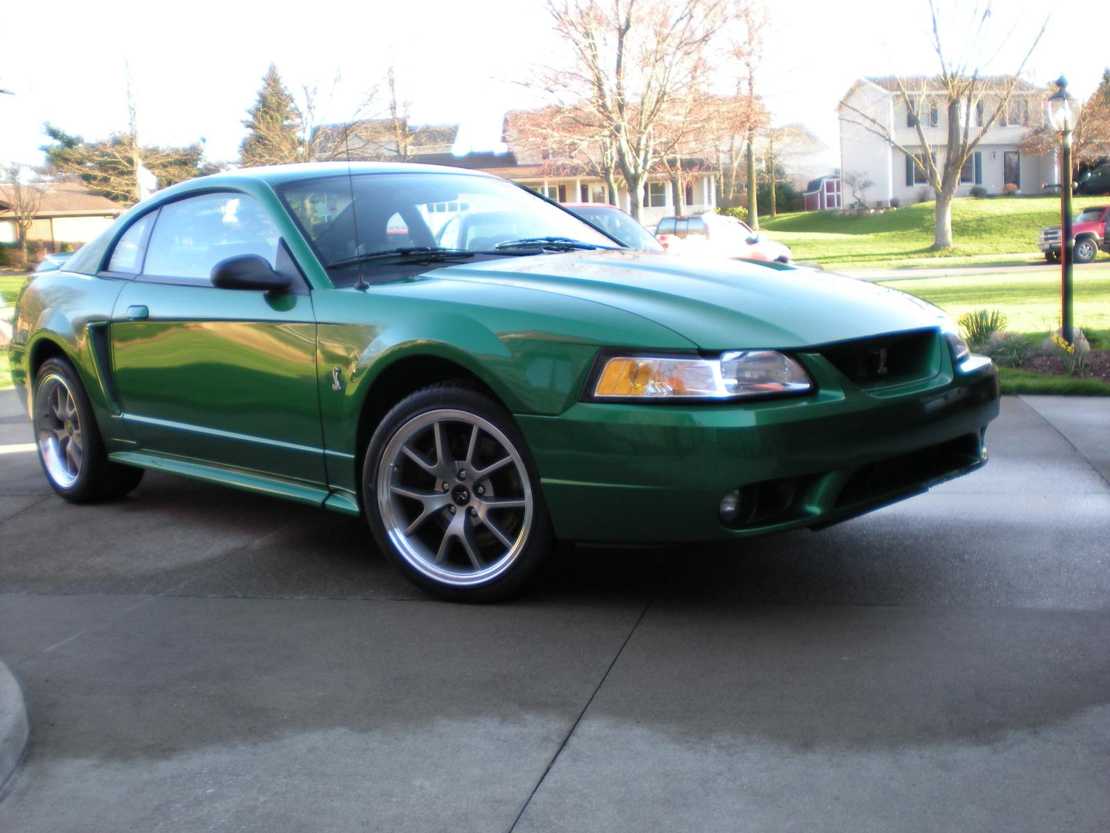 1999 Ford Mustang Svt Cobra Information And Photos Zombiedrive Wiring Diagrams 1995 800 1024 1280 1600 Origin
