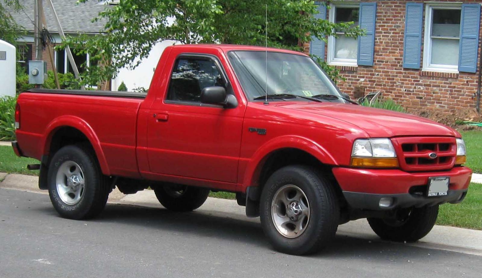1999 ford ranger 7