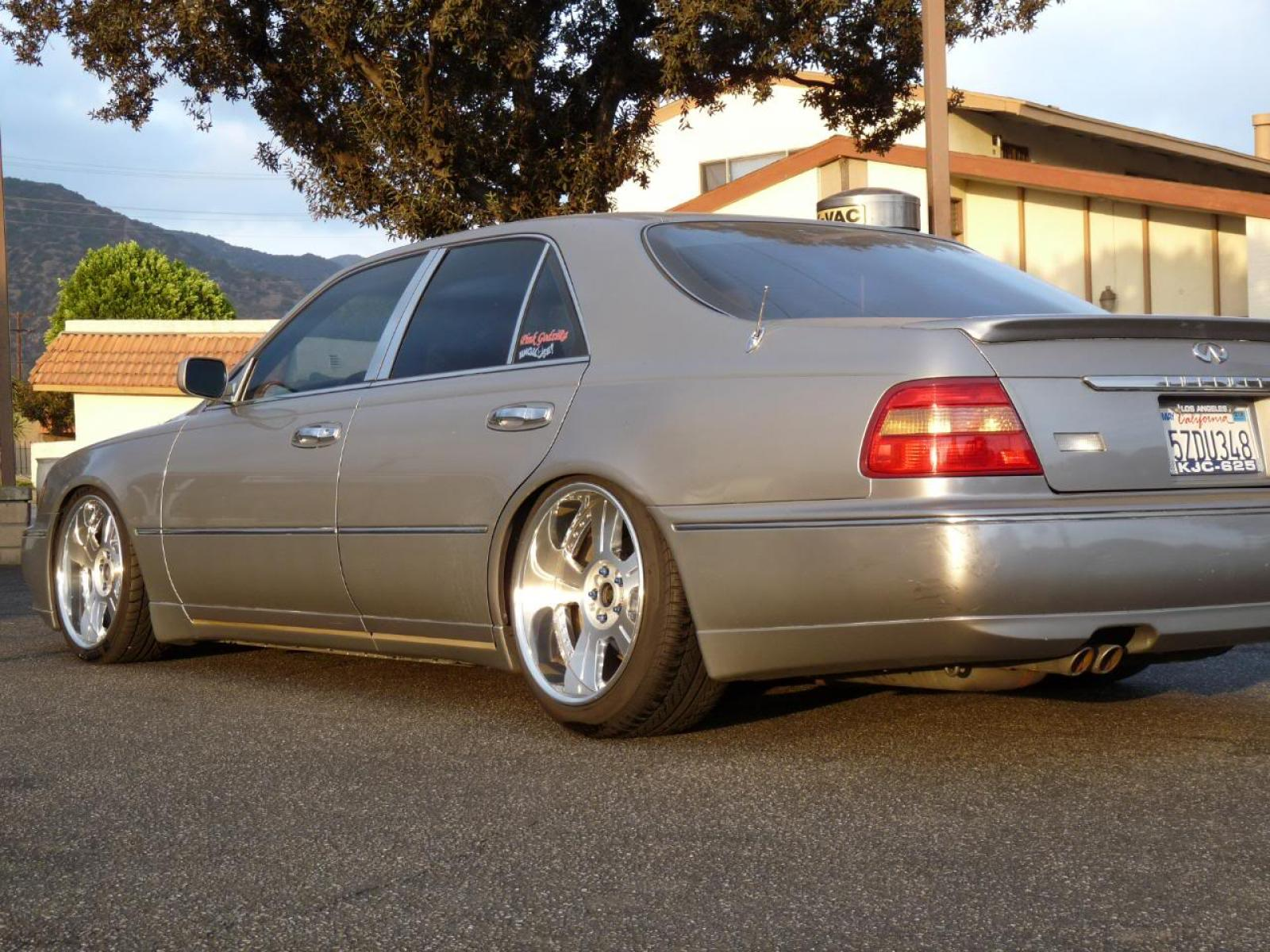 1999 infiniti q45 information and photos zombiedrive. Black Bedroom Furniture Sets. Home Design Ideas