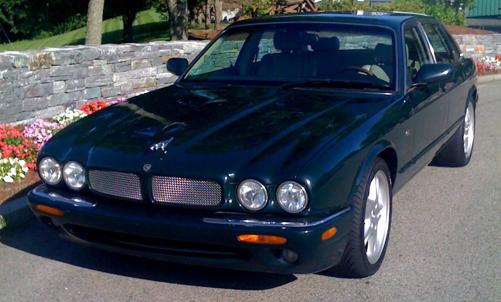 Marvelous 1999 Jaguar XJR #4