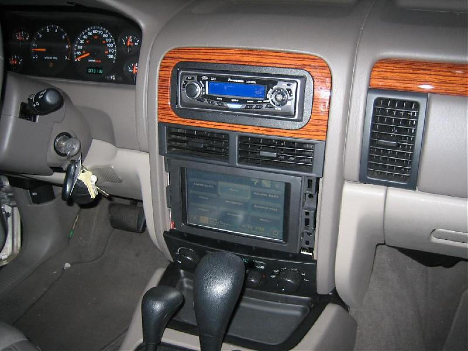 1999 Jeep Grand Cherokee Information And Photos