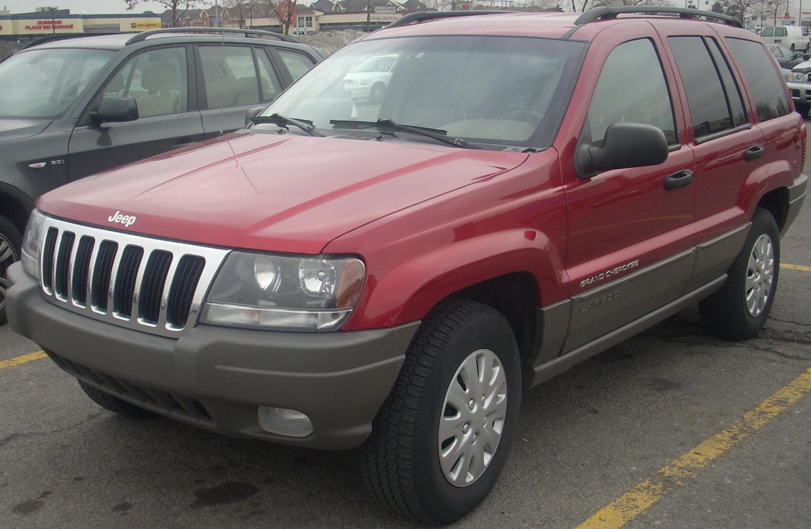 1999 Jeep Grand Cherokee - Information And Photos