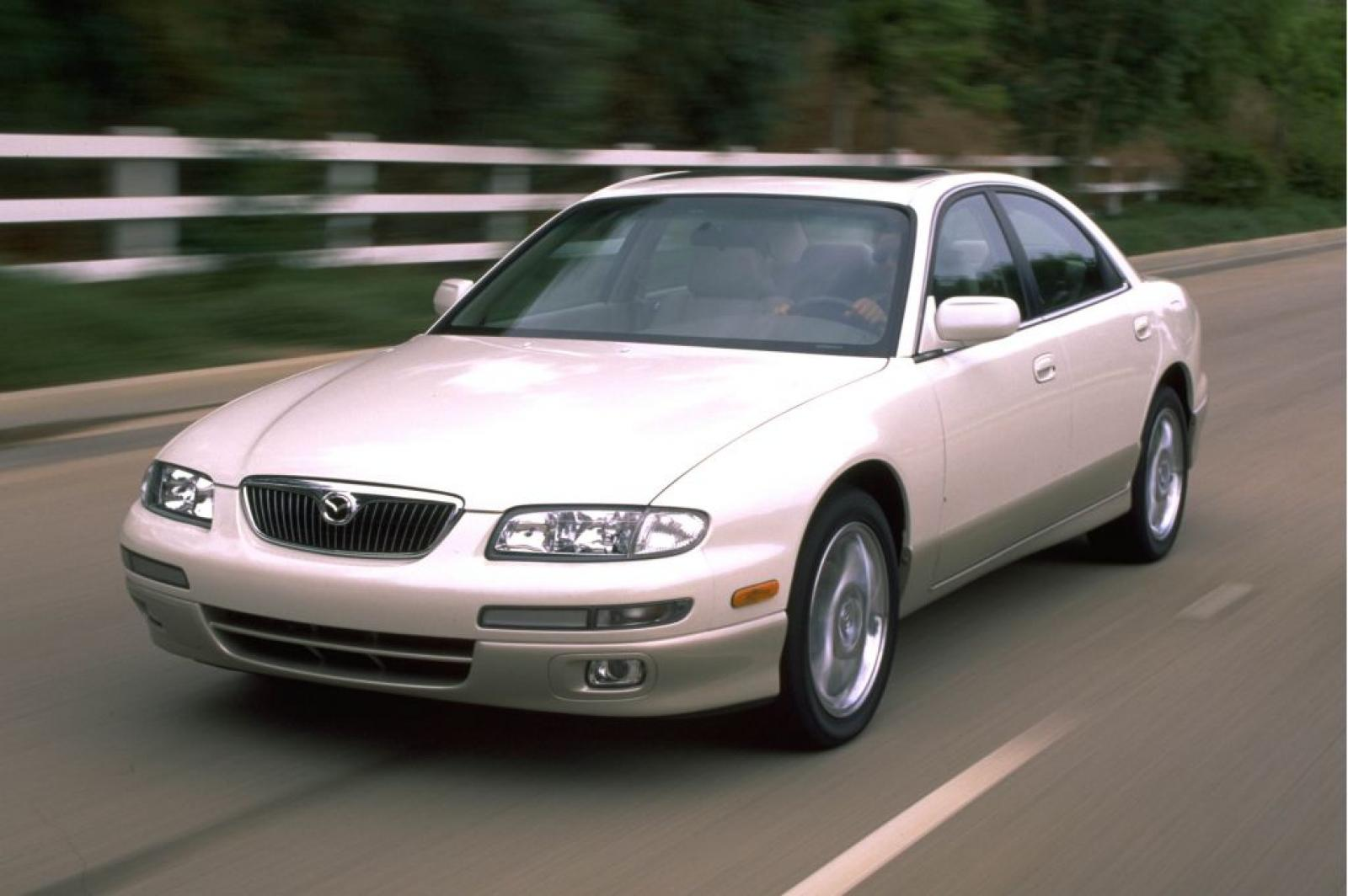 1999 mazda millenia - information and photos - zombiedrive