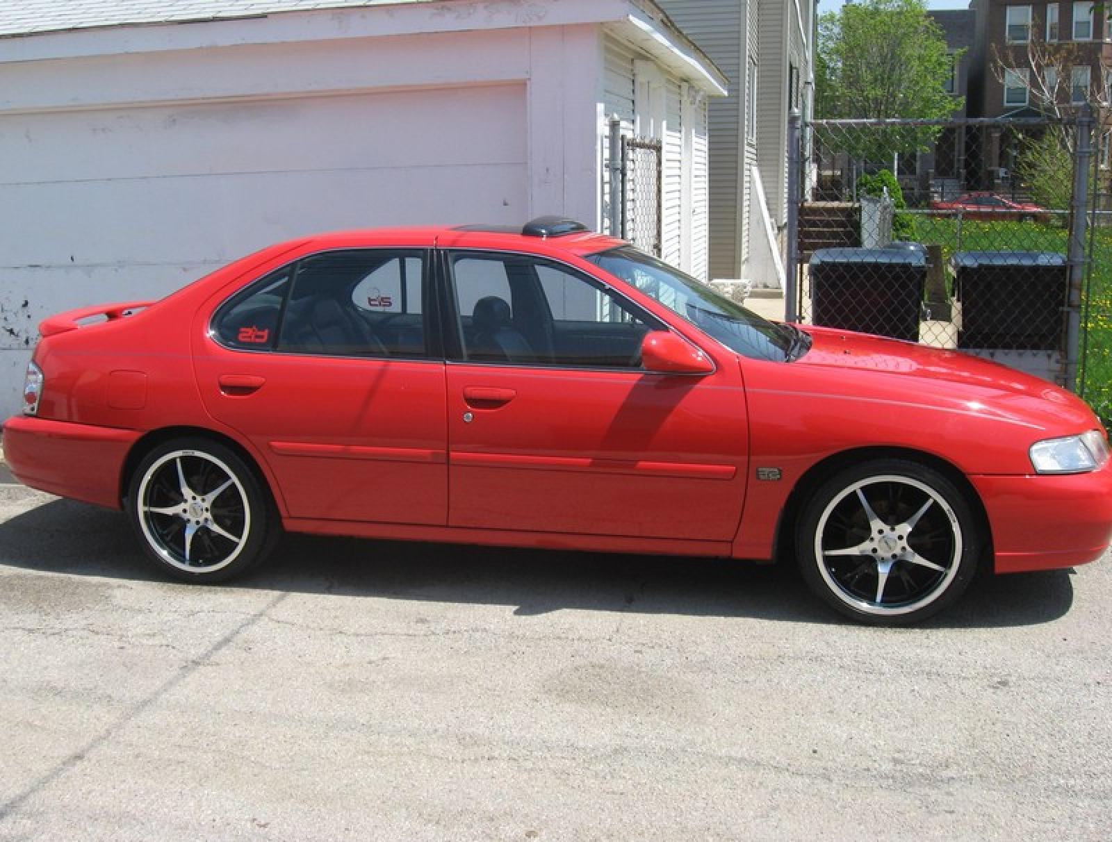 1999 Nissan Altima Information And Photos Zomb Drive