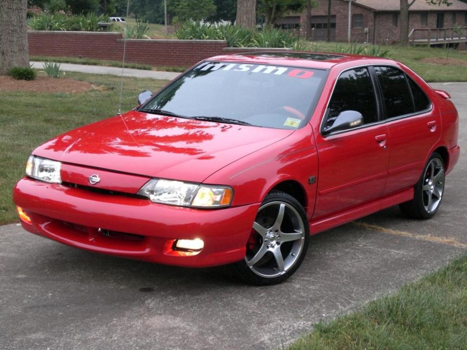 1999 Nissan Sentra Information And Photos Zomb Drive