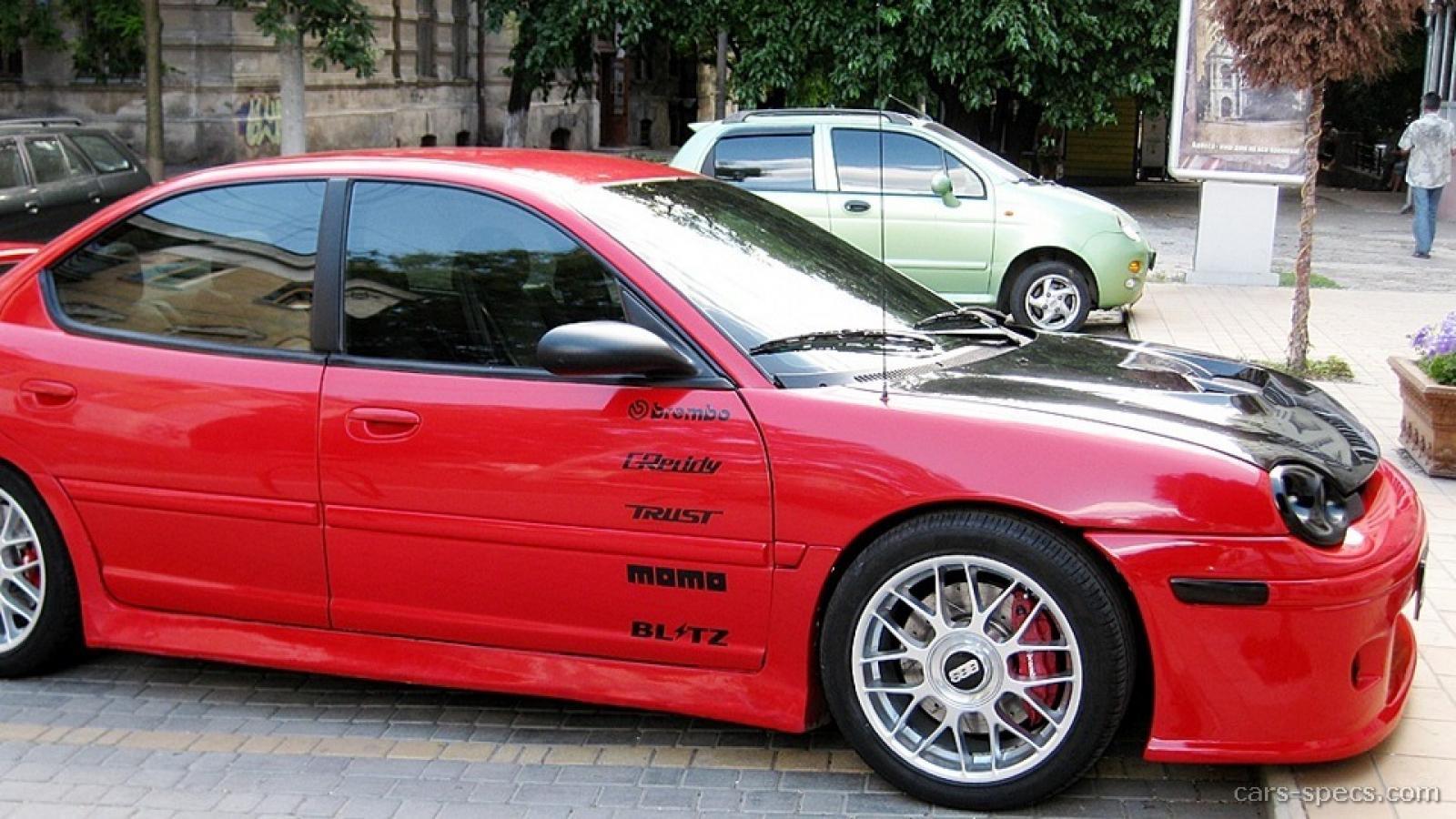 1999 Plymouth Neon 8 800 1024 1280 1600 Origin