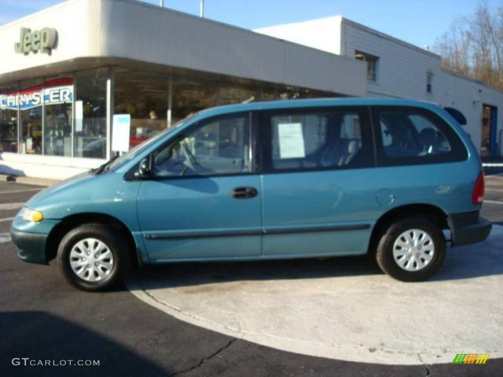 1999 plymouth voyager information and photos zombiedrive 1999 plymouth voyager fuel pump 1999 plymouth voyager specs