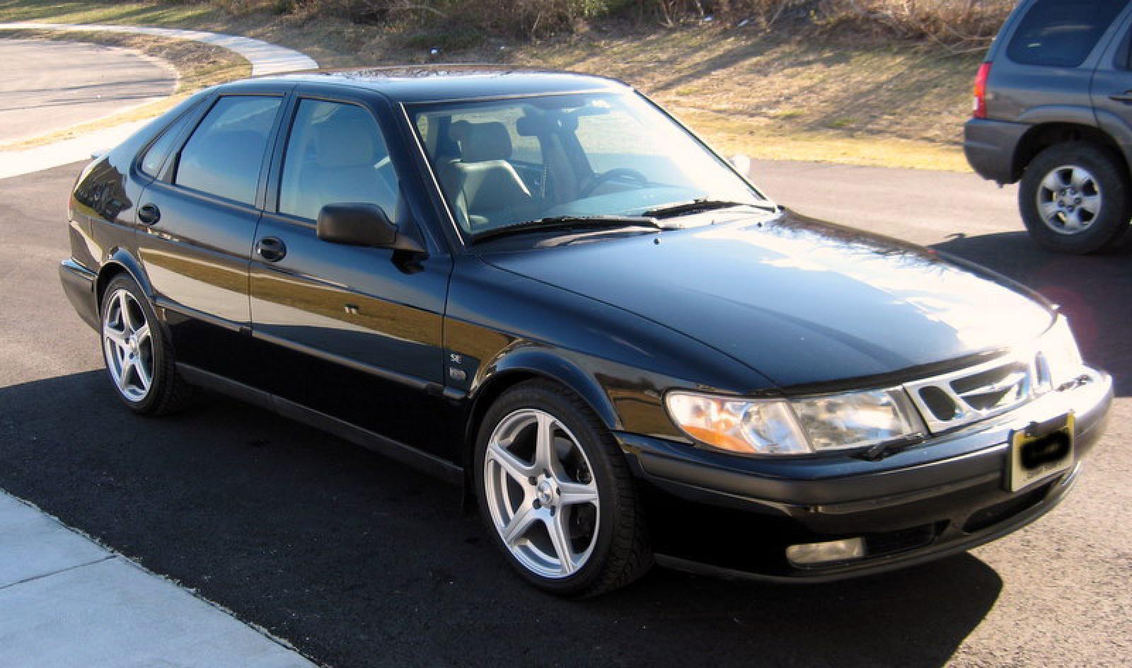 Saab on Saab 9 3 Convertible