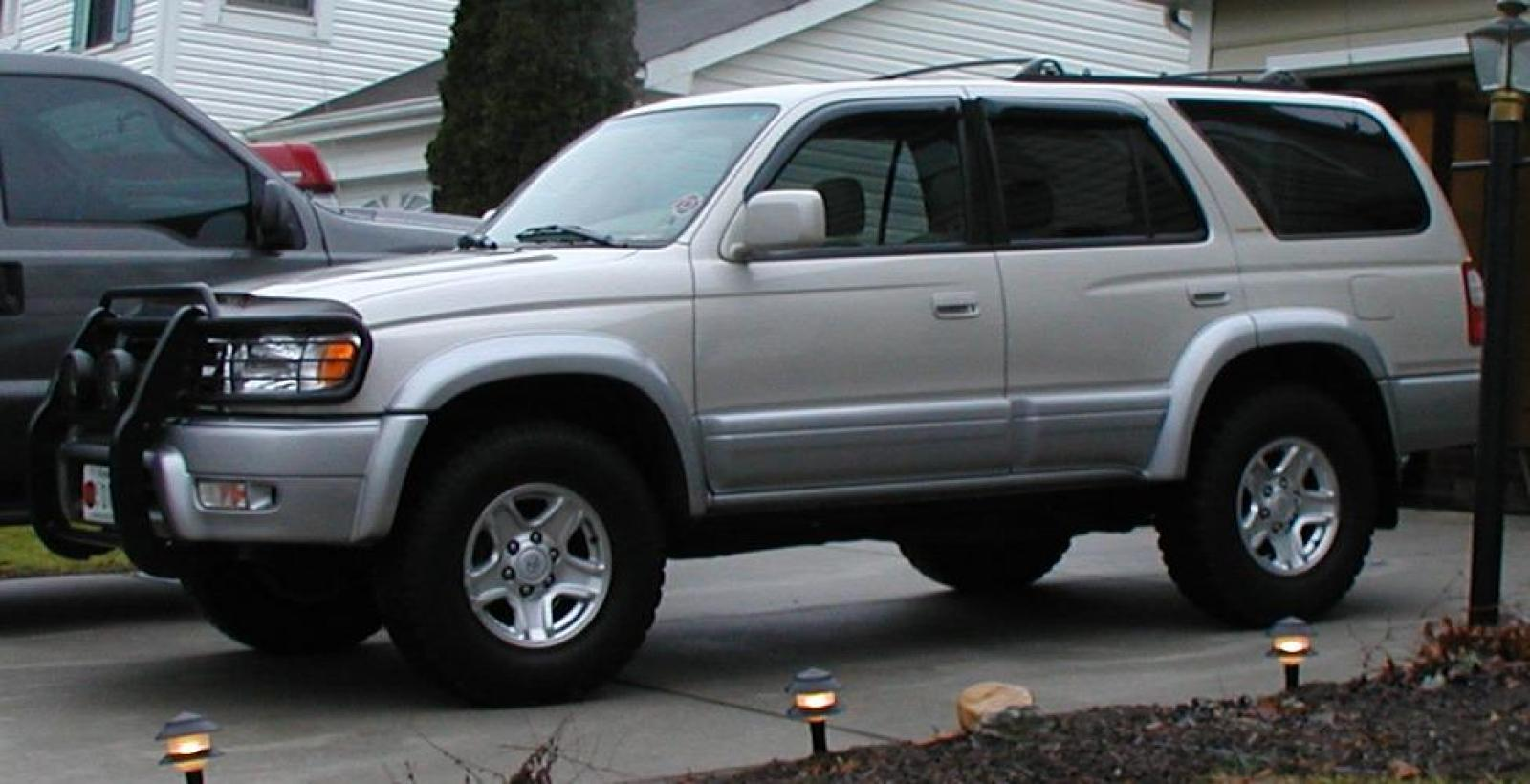 800 1024 1280 1600 Origin 1999 Toyota 4Runner ...