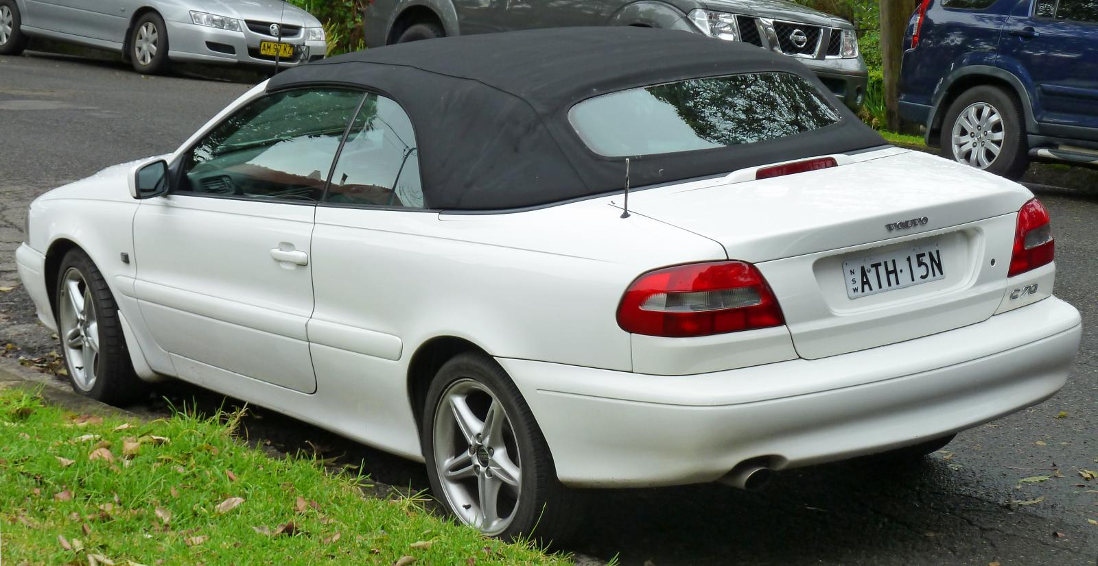 Volvo C on 1999 Volvo C70 Convertible