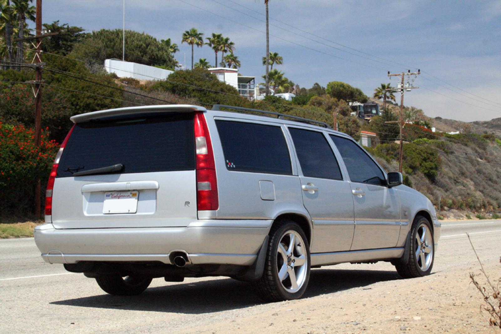 1999 volvo v70 - information and photos - zombiedrive