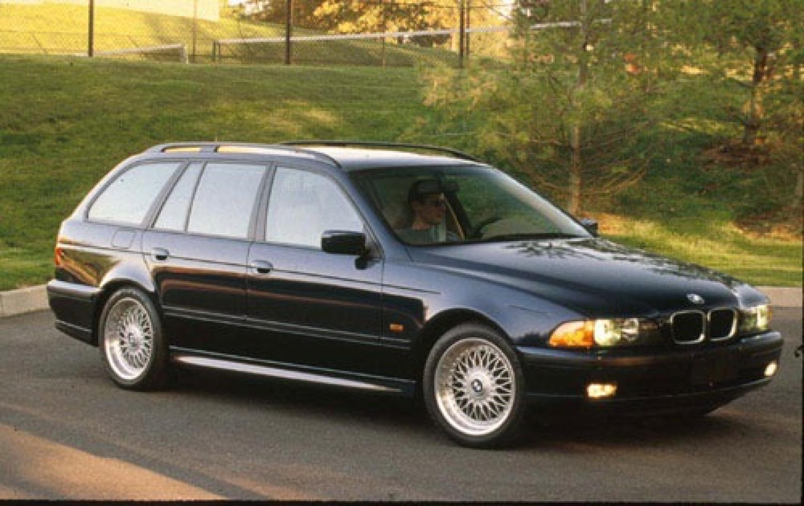 1999 bmw 5 series information and photos zombiedrive. Black Bedroom Furniture Sets. Home Design Ideas