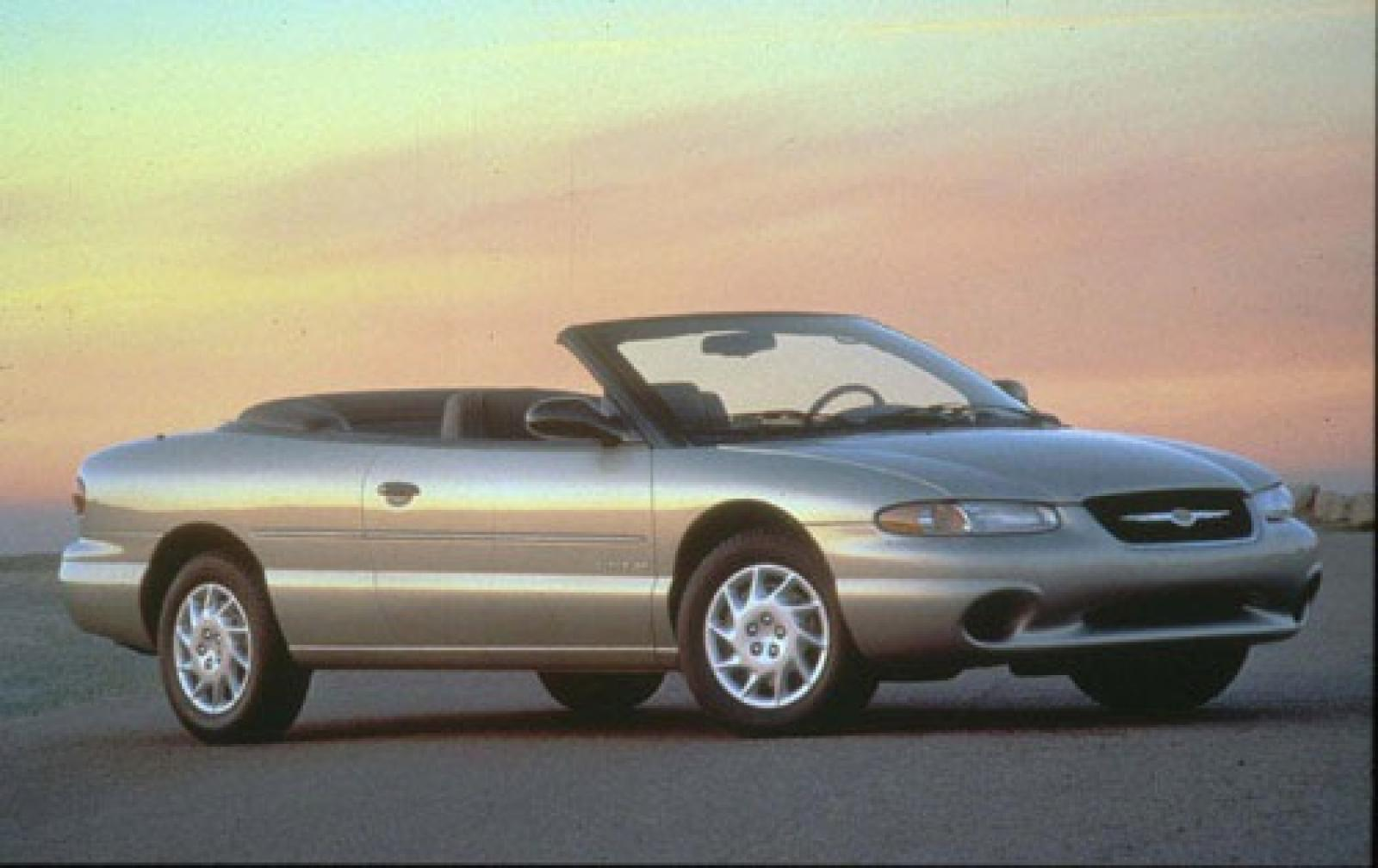 800 1024 1280 1600 origin 1999 Chrysler Sebring ...