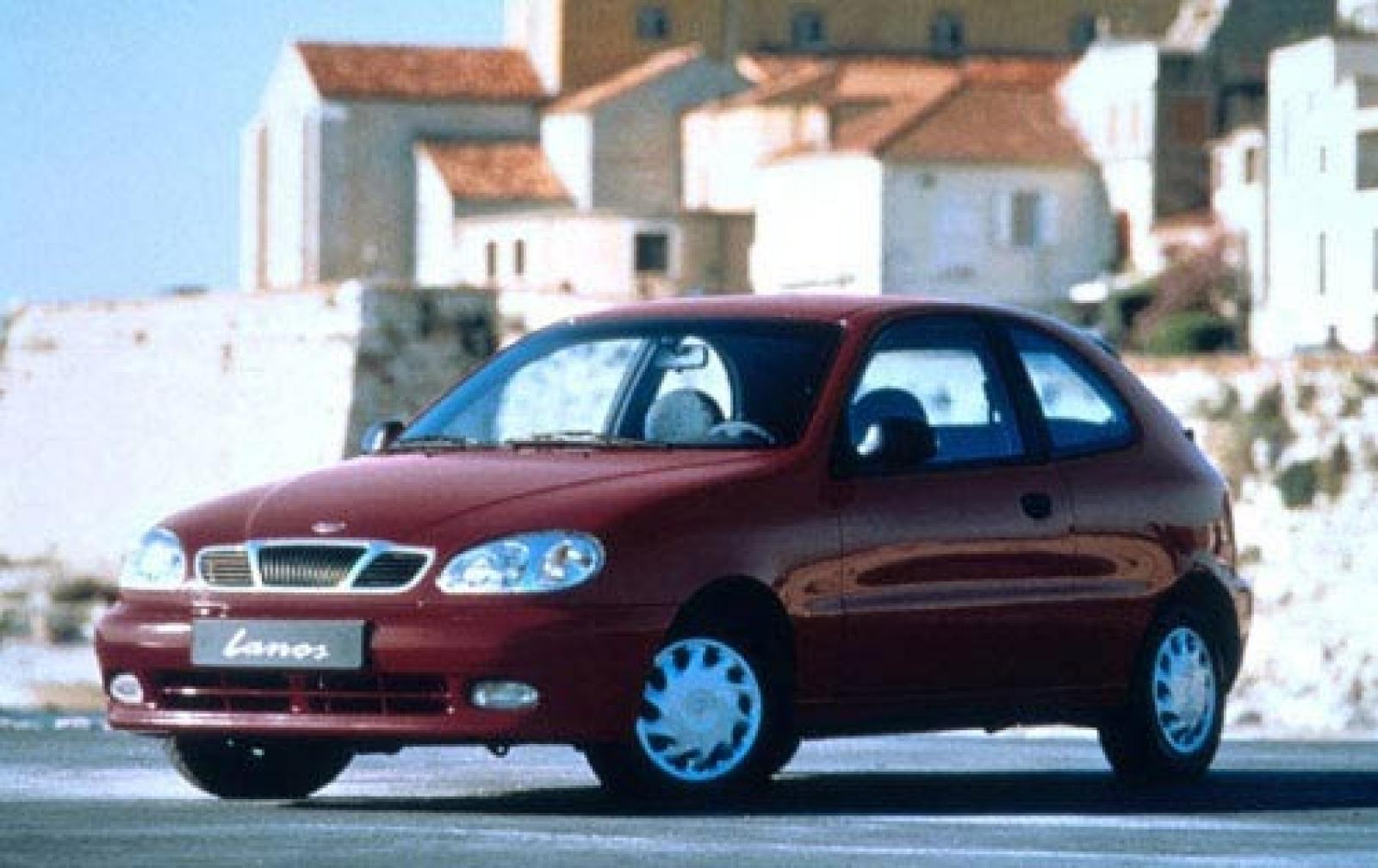 800 1024 1280 1600 origin 1999 Daewoo Lanos ...