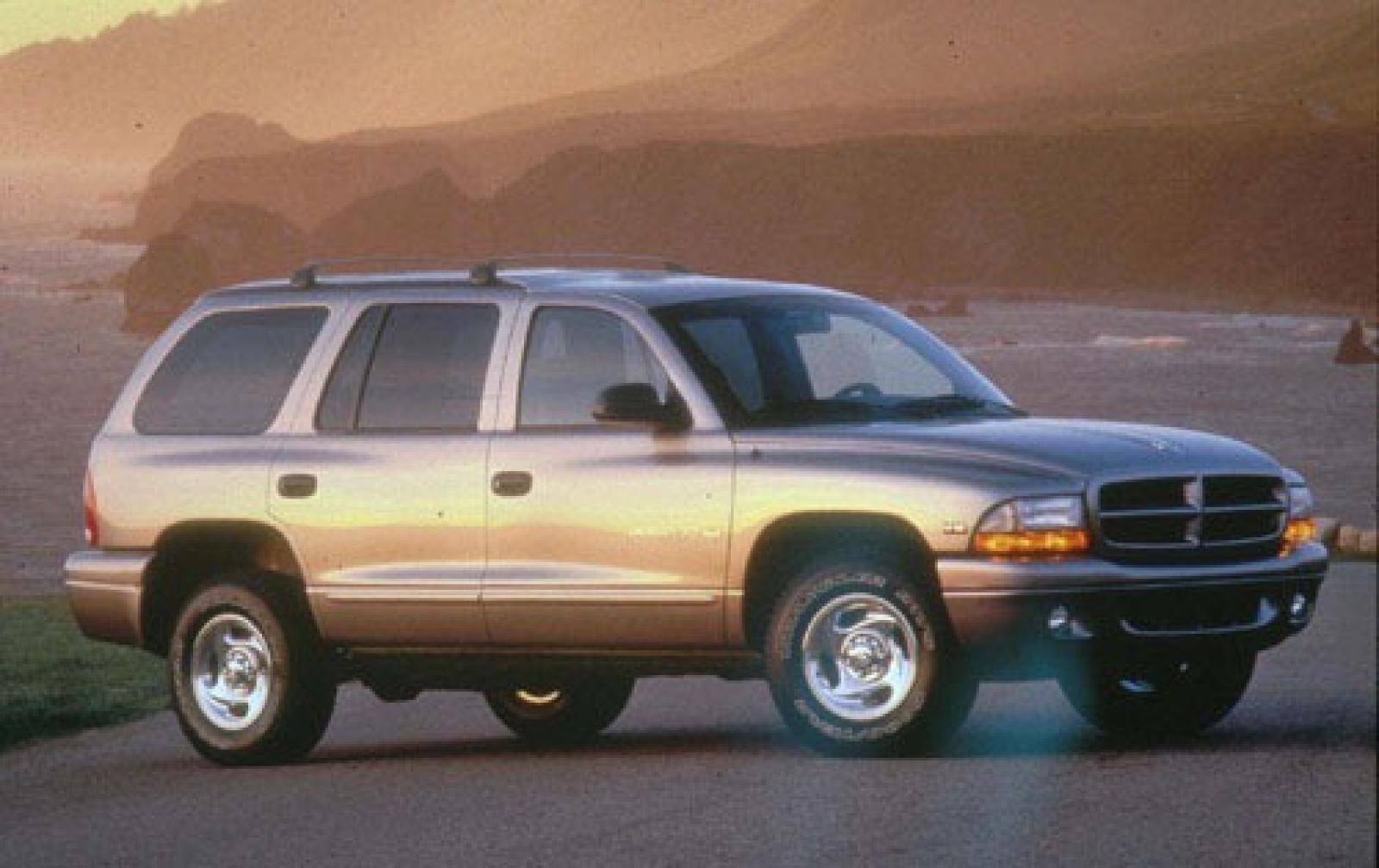 2000 dodge durango - information and photos - zombiedrive