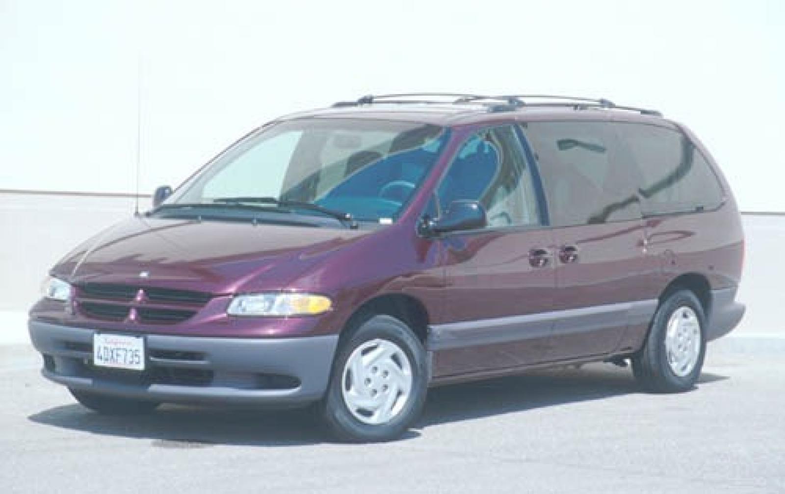 Dodge dodge 1999 caravan : 2000 Dodge Grand Caravan - Information and photos - ZombieDrive