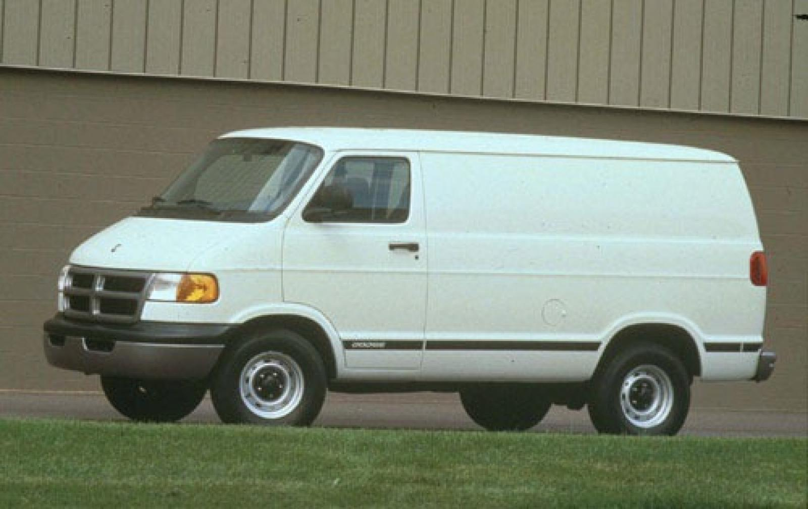 1999 dodge ram van information and photos zombiedrive. Black Bedroom Furniture Sets. Home Design Ideas