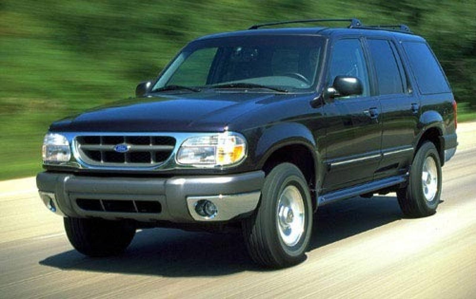 1999 ford explorer information and photos zombiedrive for Motor oil for ford explorer