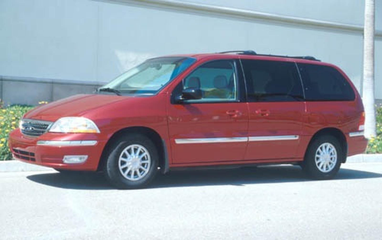 2000 ford windstar 2