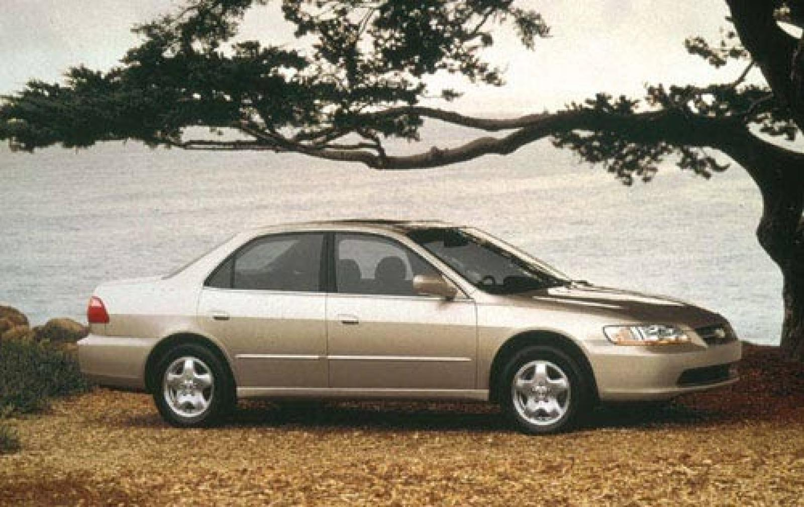 1999 honda accord information and photos zombiedrive. Black Bedroom Furniture Sets. Home Design Ideas