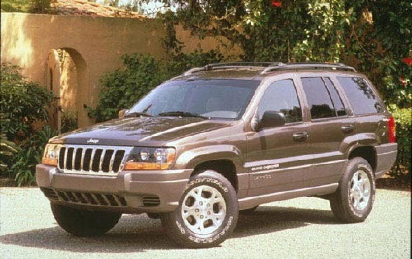 2001 jeep grand cherokee - information and photos - zombiedrive
