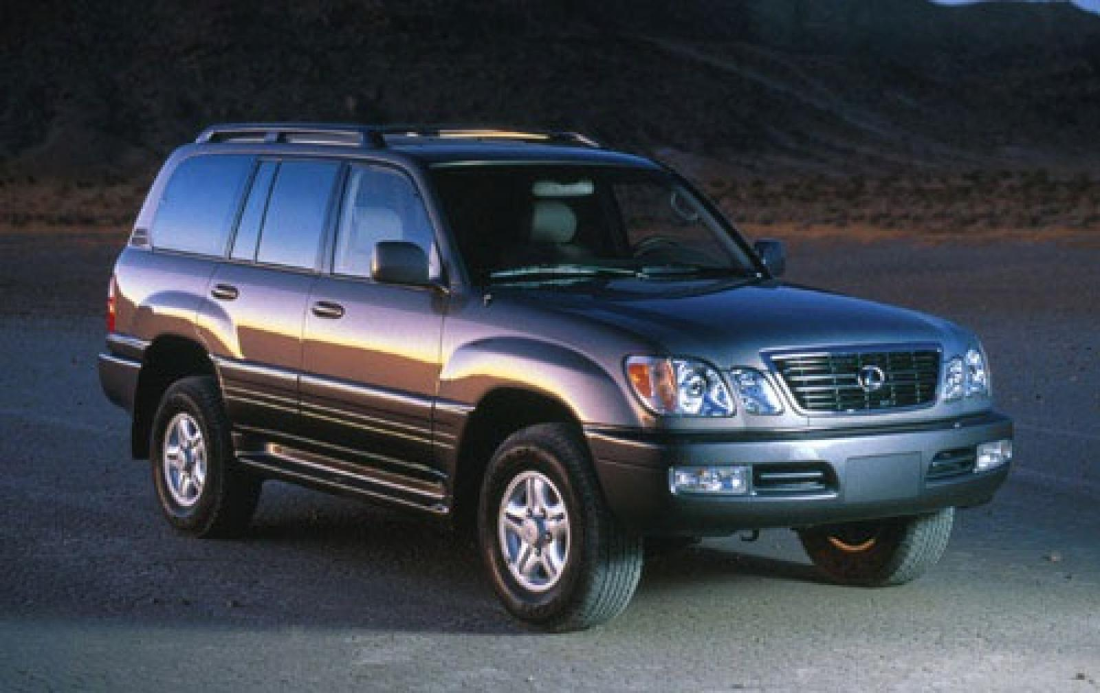 2001 lexus lx 470 information and photos zombiedrive. Black Bedroom Furniture Sets. Home Design Ideas