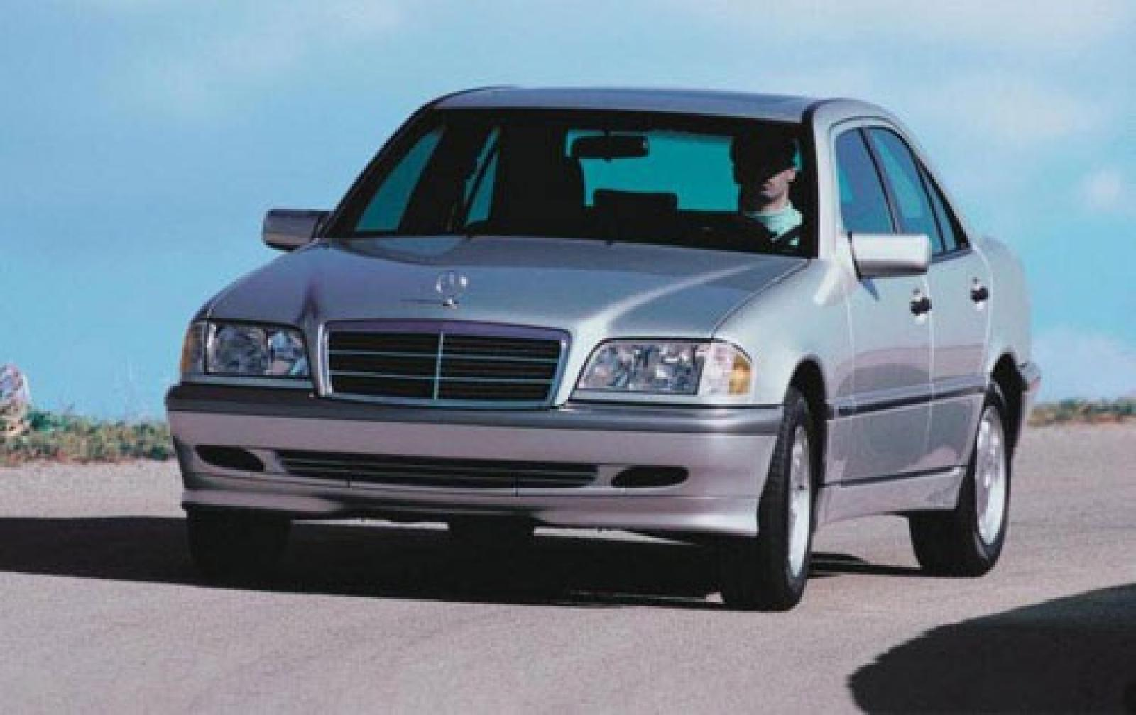 2000 mercedes benz c class information and photos zombiedrive 800 1024 1280 1600 origin 2000 mercedes benz sciox Images