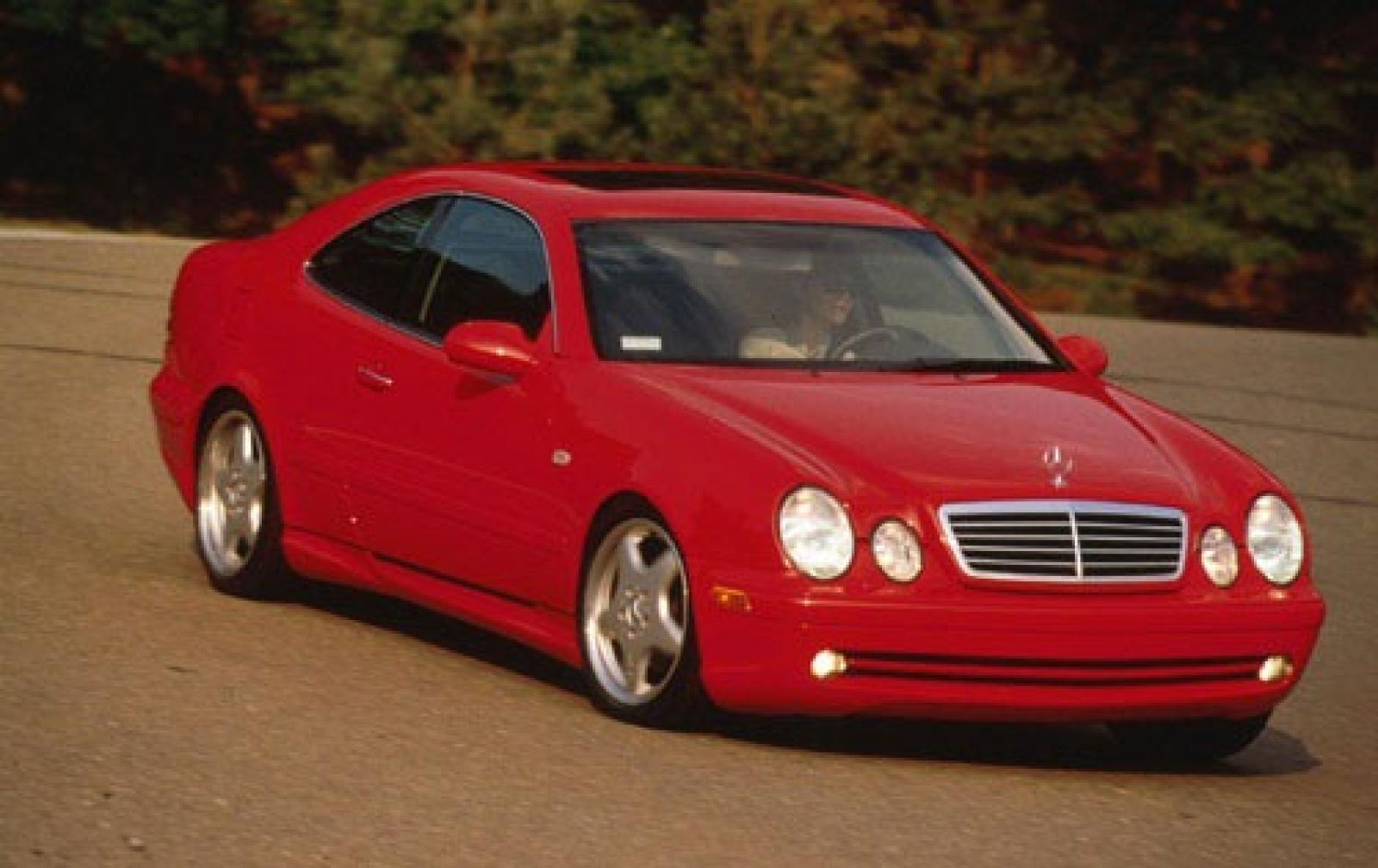 1999 mercedes benz clk class information and photos for 1999 mercedes benz clk class coupe
