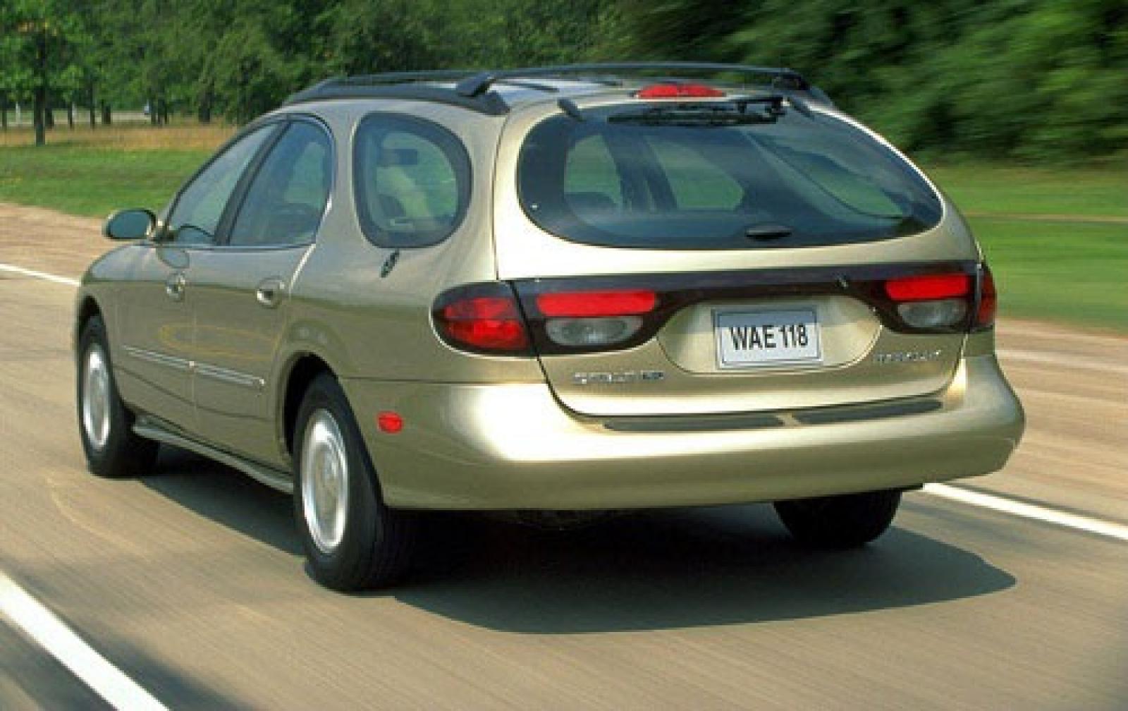 Mercury Sable Wagon Ls Rq Oem