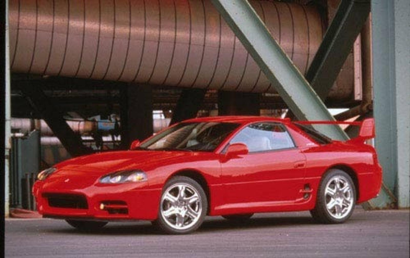 1999 mitsubishi 3000gt information and photos zombiedrive. Black Bedroom Furniture Sets. Home Design Ideas