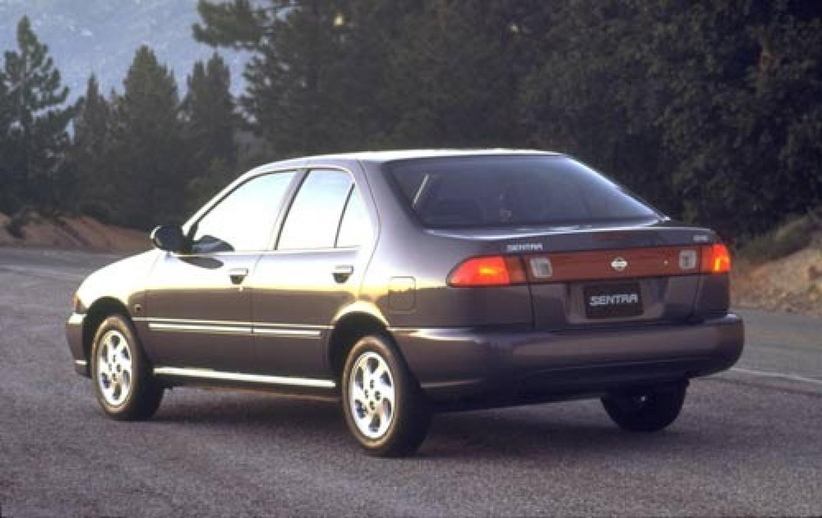 1999 Nissan Sentra - Information and photos - ZombieDrive
