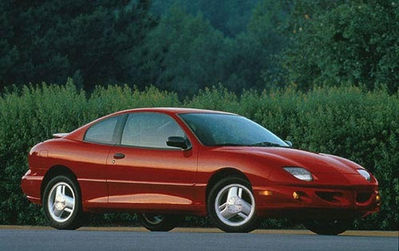 1999 pontiac sunfire information and photos zombiedrive. Black Bedroom Furniture Sets. Home Design Ideas