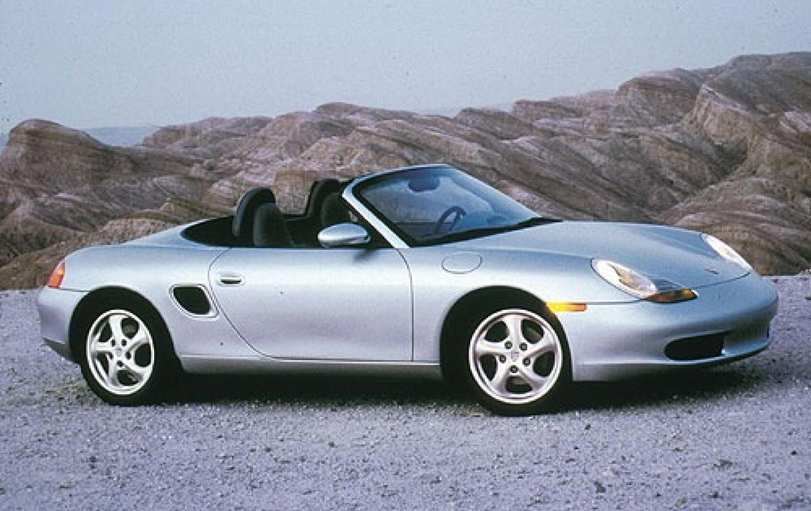 1999 porsche boxster information and photos zombiedrive. Black Bedroom Furniture Sets. Home Design Ideas