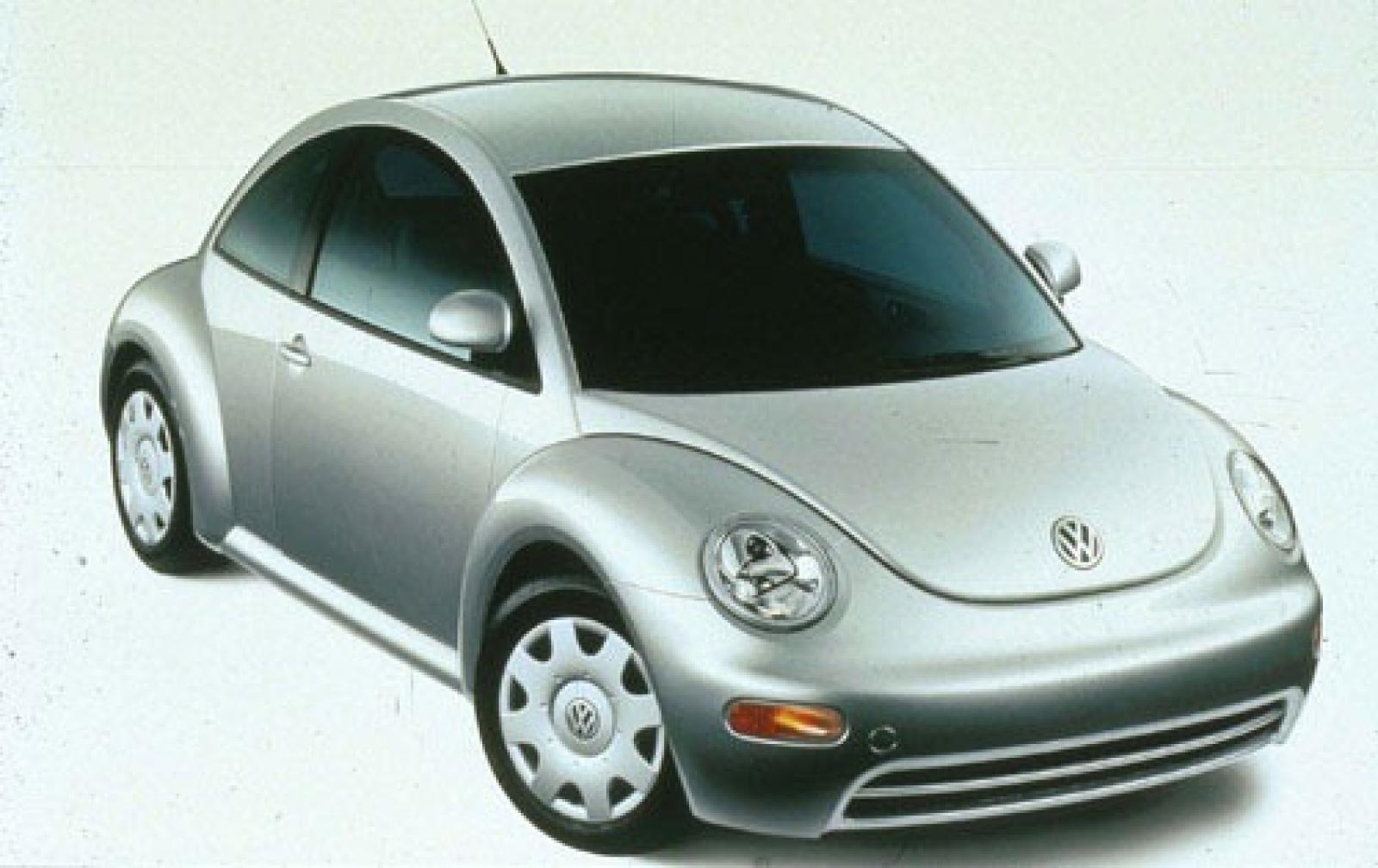 1999 volkswagen new beetle information and photos. Black Bedroom Furniture Sets. Home Design Ideas