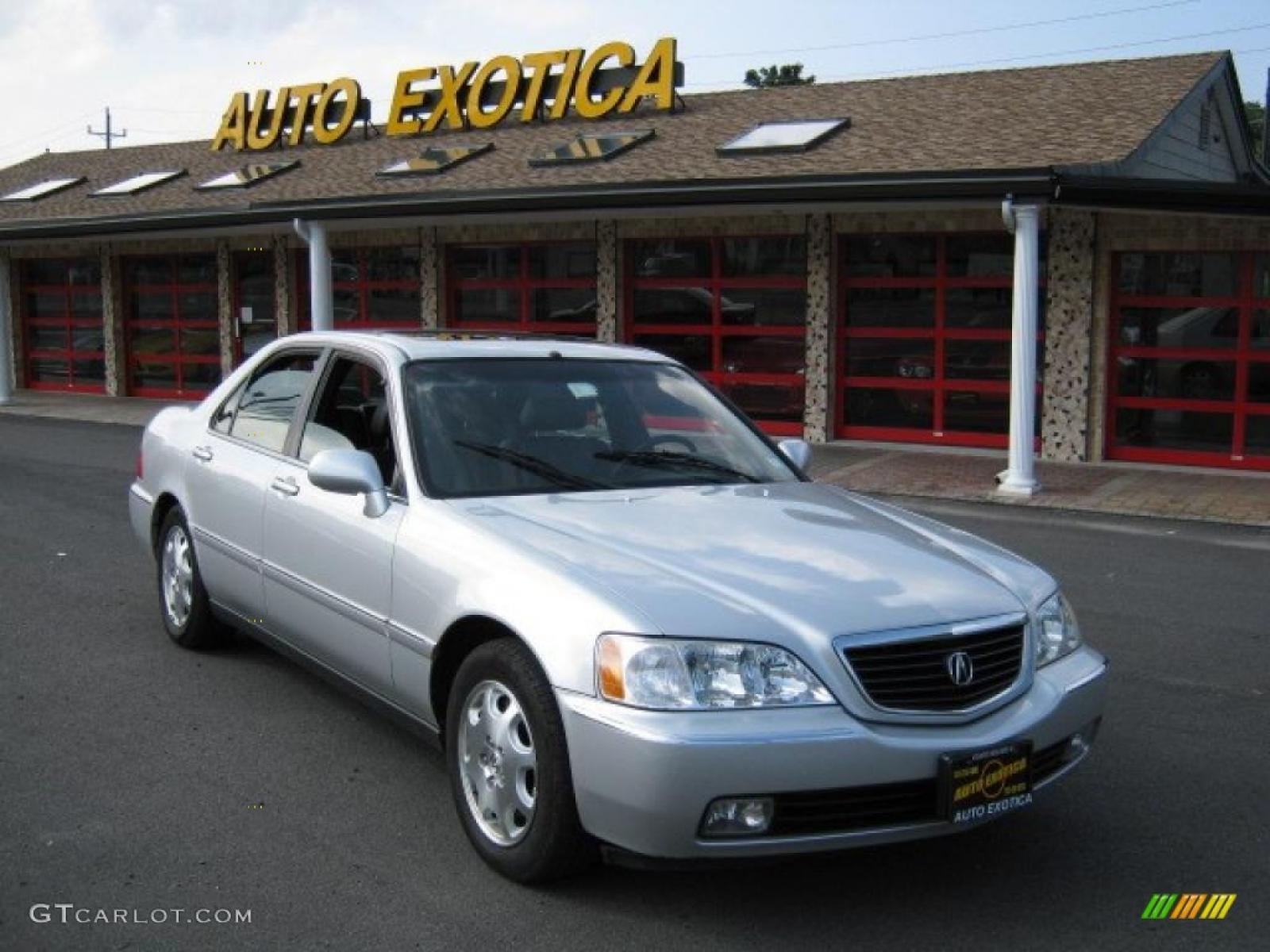 2000 Acura RL - Information and photos - ZombieDrive