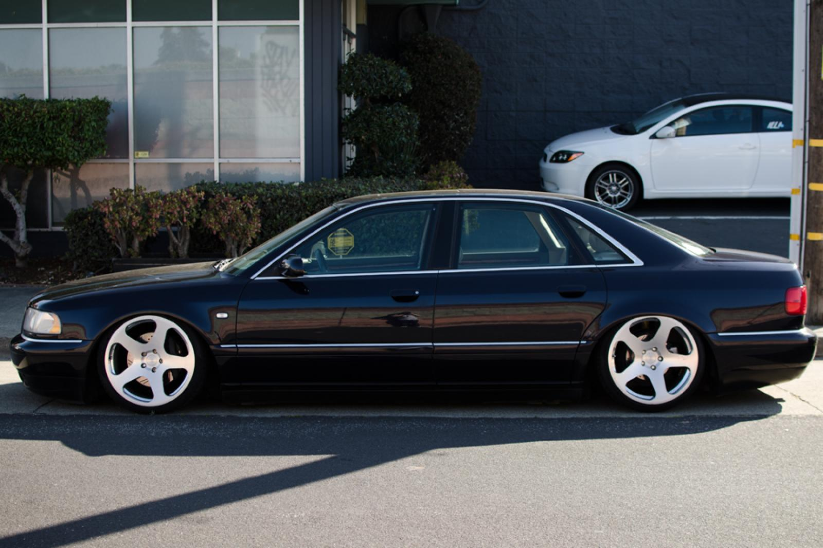 2000 Audi A8 - Information and photos - ZombieDrive