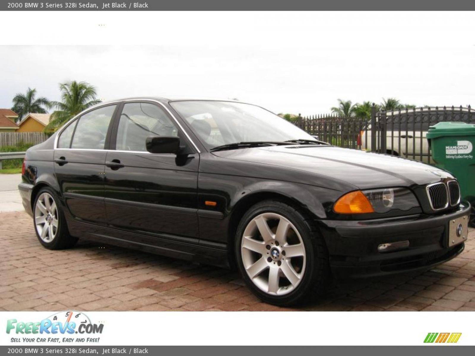 2000 Bmw 3 Series Information And Photos Zombiedrive