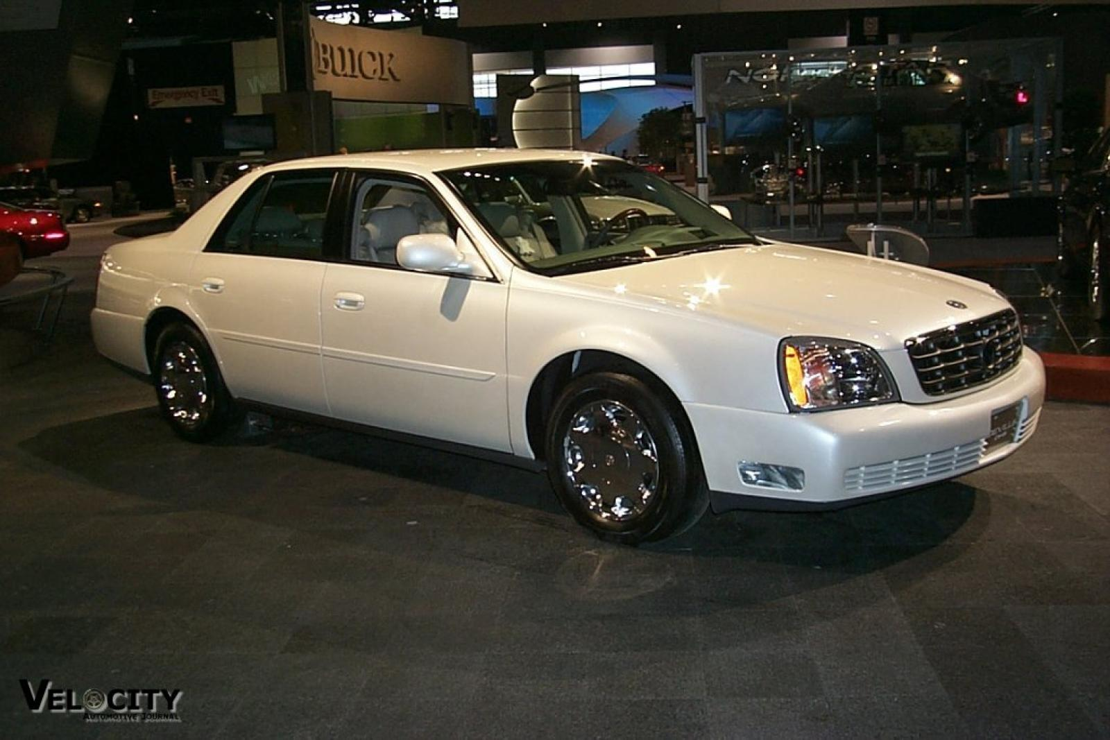 2000 Cadillac DeVille - Information and photos - ZombieDrive