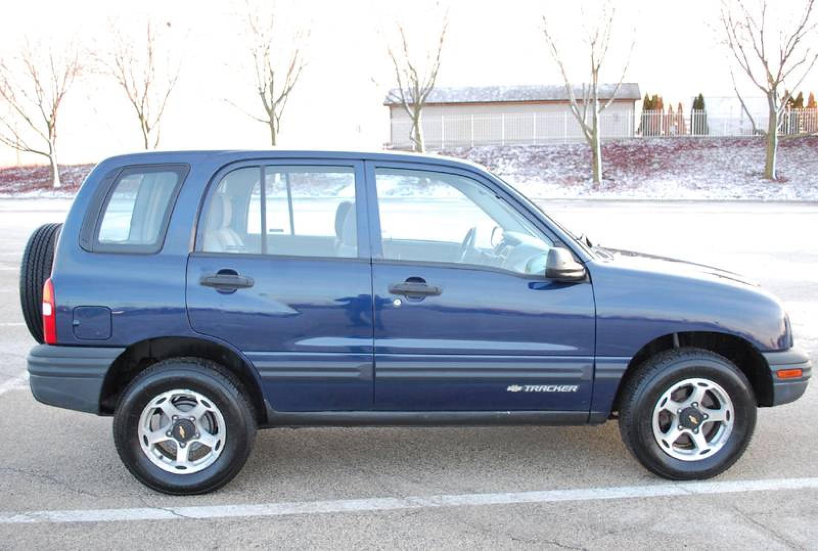 2000 Chevrolet Tracker #10 Chevrolet Tracker #10 800 1024 1280 1600 origin  ...