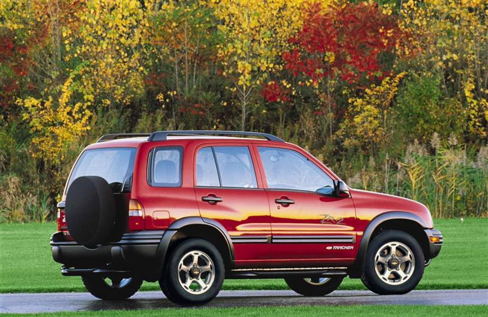 2000 Chevrolet Tracker #11 Chevrolet Tracker #11 800 1024 1280 1600 origin  ...