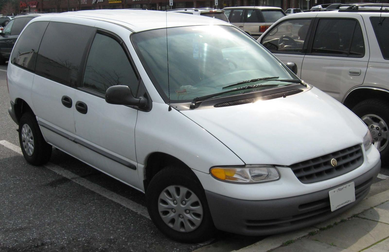 chrysler voyager 2000 - photo #28