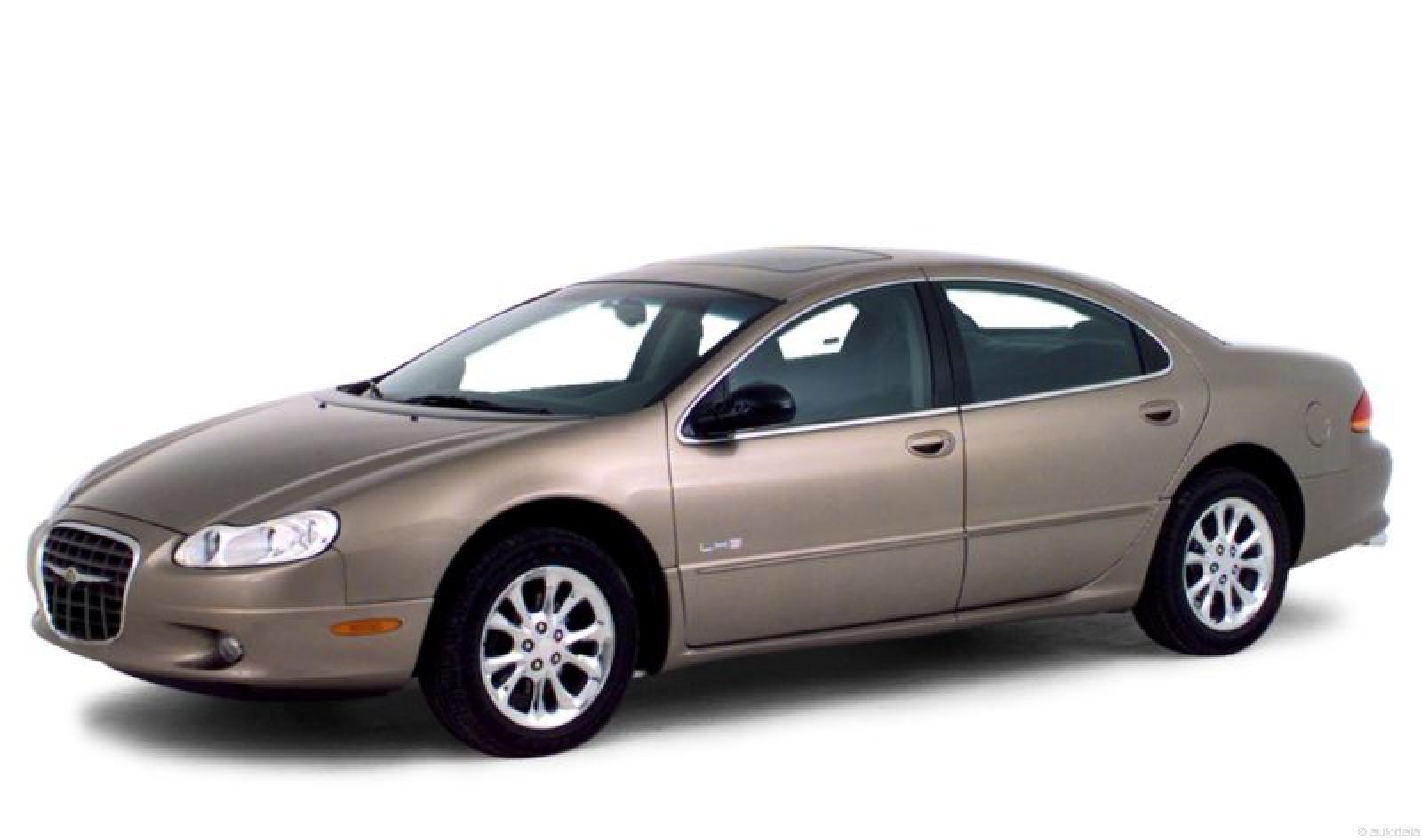 Chrysler Lhs on 2000 Chrysler Lhs