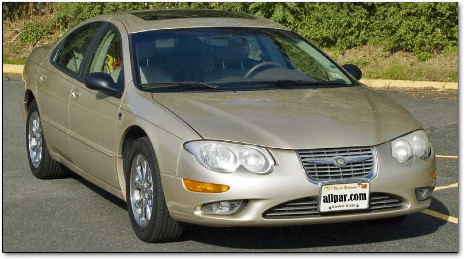 2000 Chrysler 300 2000 Chrysler Lhs Information And Photos Zombiedrive