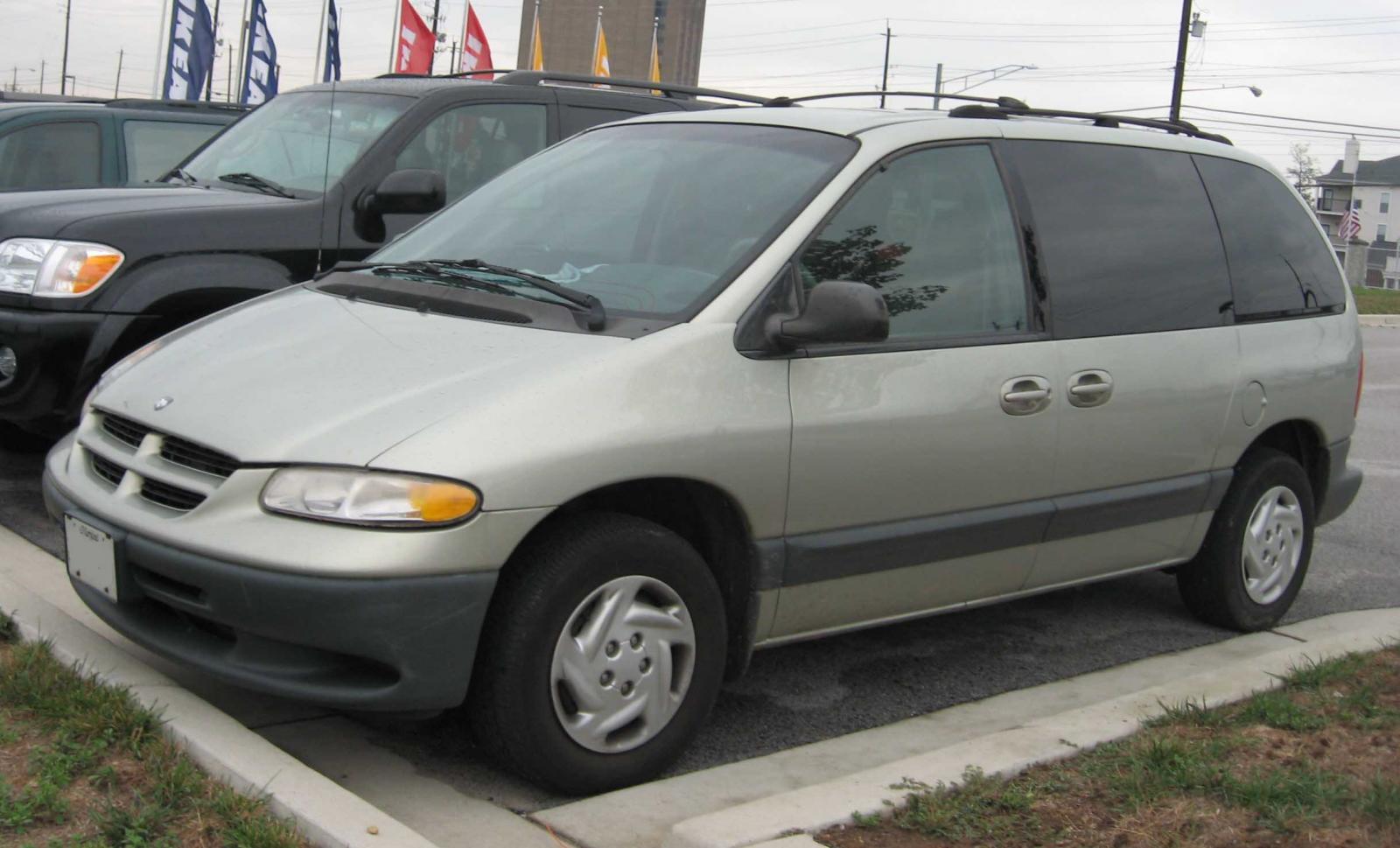Dodge dodge 1999 caravan : 2000 Dodge Caravan - Information and photos - ZombieDrive