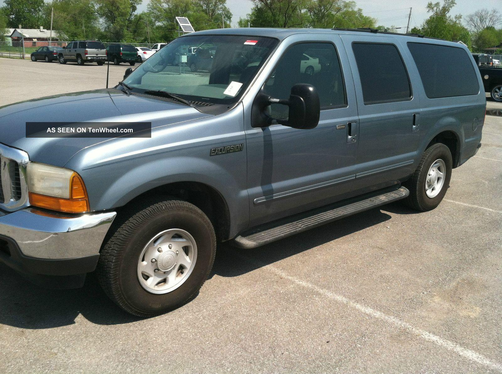 2000 ford excursion 5