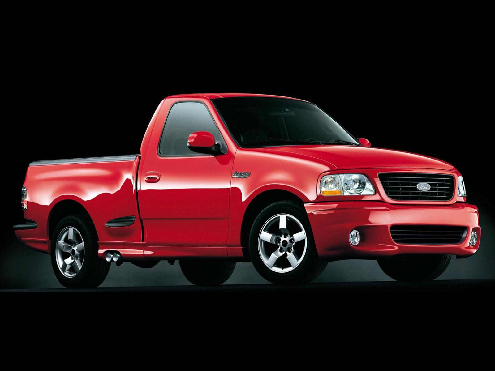 2002 Ford Focus Svt >> 2000 Ford F-150 SVT Lightning - Information and photos - ZombieDrive