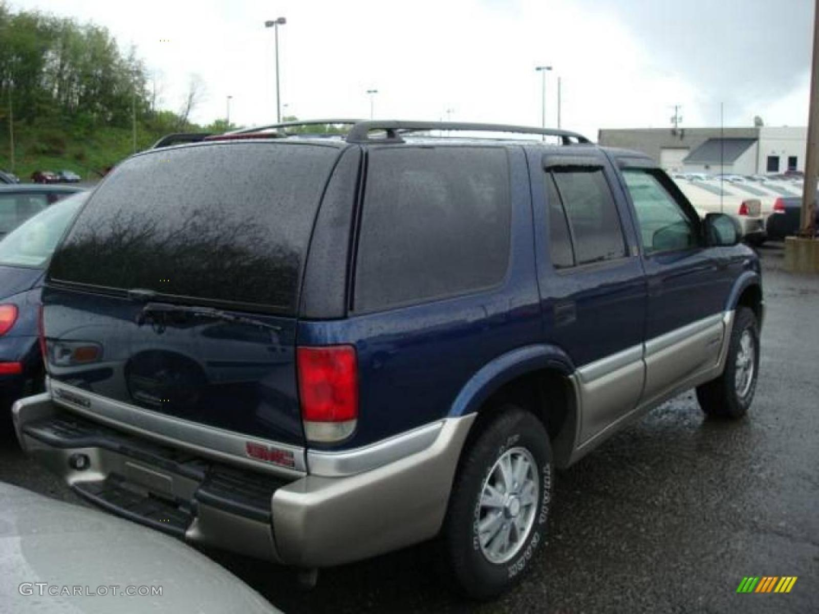 2000 Gmc Jimmy Information And Photos Zombiedrive