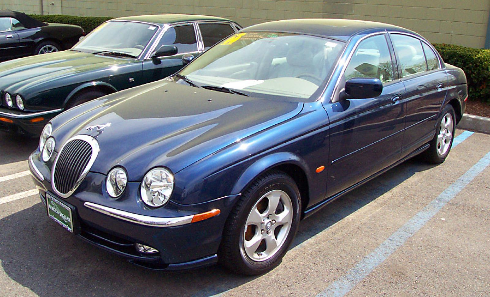 2000 jaguar s type information and photos zombiedrive. Black Bedroom Furniture Sets. Home Design Ideas